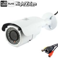Wholesale 2 MP WPS Outdoor Waterproof IP Camera Network IP Security Cameras 2.8-12mm from china suppliers