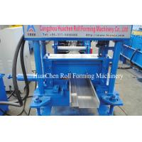 Wholesale 260 / 310mm Door Frame Roll Forming Machine from china suppliers