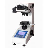 Wholesale Stainless Components Digital Vickers Hardness Tester with Halogen Lamp from china suppliers