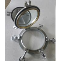 Wholesale Aluminum Steel Marine Porthole Windows 300-1000mm Length 425-800mm Width from china suppliers