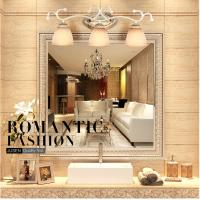 Wholesale E14 bulb metal +glass 55cm long mirror lamp (0100) from china suppliers
