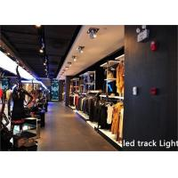 Buy cheap AC85-265V LED Track Lights / store track led lighting in white from wholesalers
