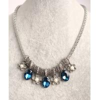 Wholesale wholesale Elegant opal necklace/with gemstone costume necklace from china suppliers