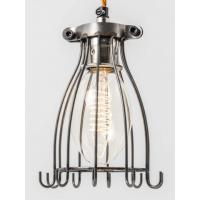 Wholesale Kitchen Room Industrial Vintage Lighting Open Cage Suspension Lights from china suppliers