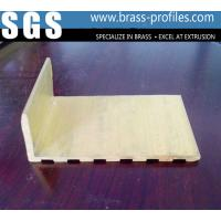 Wholesale Brass Stair Nosing With Anti Slip Strips In Metal Building Materials from china suppliers