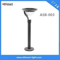 Wholesale 100lm 1.2W 2LED Aluminum stainless steel solar powered pathway lawn lights for landscaping from china suppliers