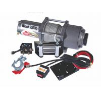 Wholesale Heave duty Electric winch(12V/24V) from china suppliers