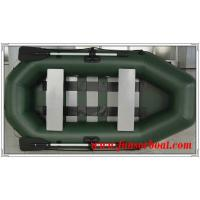 Wholesale Military 2.65m Sea / River Inflatable Fishing Dinghy With Slatted Floor from china suppliers