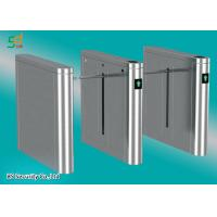 Wholesale Single Or Dual Core Drop Arm Barrier Card Reader Turnstile Gate System from china suppliers
