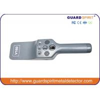 Wholesale Security Hand Held Metal Detector Body Scanner With 7.4V Lithium Battery from china suppliers