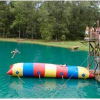 Wholesale Commercial Grade Inflatable Water Flipper,Inflatable Water Sports Games For Sale from china suppliers