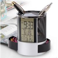 Wholesale pen holder electronic calendar from china suppliers