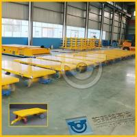 Wholesale steerable electric cargo handling machine as material transfer trolley from china suppliers