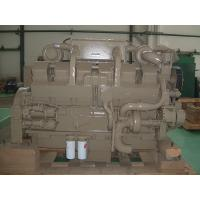 Wholesale Water Cooled 38L 12 Cylinder Mechanical Diesel Engine 4 Stroke , Marine Diesel Motor from china suppliers
