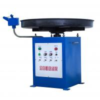 Wholesale Strong Fully Automatic Spring Wire Decoiler 100kg Loading / Wire Feeding Machine from china suppliers