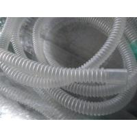 Wholesale Respiratory Tube Plastic Flexible Hose , Flexible Corrugated Plastic Tubing from china suppliers