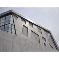 Wholesale Windproof Fiber Cement Exterior Panels , Exterior Wall Cladding Boards For Building from china suppliers