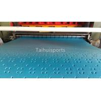 Wholesale Stadium Sports Shock Pad Underlay Abrasion Proof High Density Foam Rubber from china suppliers