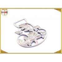 Wholesale Ladies Bag Hollowed Custom Stamped Metal Logo Tags High Class Patterned from china suppliers