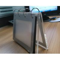 Wholesale Acrylic Desktop calendar stand / Clear Desktop Picture Holder from china suppliers