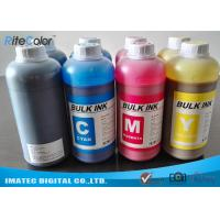 Wholesale DX4 Printheads Odorless Eco Solvent Inks Outdoor Signage Display Printing from china suppliers