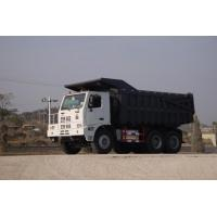 Wholesale Sinotruk HOWO 70Tons mining dump truck / mining tipper truck for base Rock from china suppliers