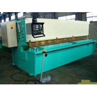 Wholesale CNC Hydraulic Swing / Guillotine Beam Metal Shearing Machine For Construction Field from china suppliers