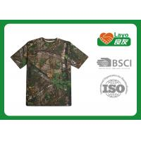 Wholesale L-57 Anti Bacterial Womens Camo T Shirt Outdoor For Bodybuilding from china suppliers