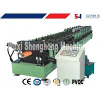 Wholesale Galvanized Sheet Gutter Roll Forming Machine For Roof Flashing Profile from china suppliers