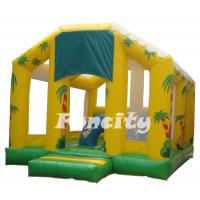 Wholesale 0.55mm PVC Coated Sides Inflatable Kids Jumping Castle Sunshine Coast from china suppliers