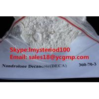 Wholesale High Purity Steroid Raw Powder Nandrolone Decanoate / Deca Durabolin from china suppliers