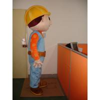 Wholesale  Popular Builder Mascot Costume from china suppliers