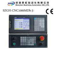 Wholesale I / Os 3 Axis CNC Machine Controllers For CNC Router 2 ms Interpolation Cycle from china suppliers