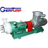 Wholesale Strong oxidants Chemical Centrifugal Pump , Hydrofluoric acid pump from china suppliers