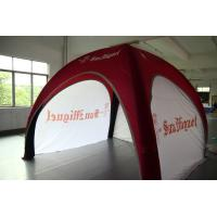 Wholesale Inflatables Dome Tent UV Resistance Polyester Inflatable Advertising Tent from china suppliers