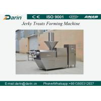 Buy cheap Automatic Pet Snack Jerky Treat Forming Machine / Pet Food Processing Line with CE Certification from wholesalers