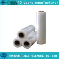 Wholesale Best Sales Clear Hand Handle Plastic Stretch Film for Pallet Wrapping from china suppliers