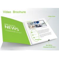 Wholesale Touch Screen Video Postcard Handmade Support Full Format Video File from china suppliers