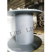 Quality USA Lebus Grooved Drum / Hydraulic Mooring Winch Customization Design for sale