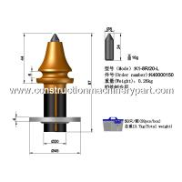 Wholesale Long Service Life Concrete / Road Milling Bits Of Road Surface Profiling from china suppliers