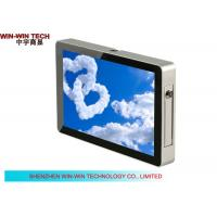 Wholesale Android Wifi / 3G Digital Signage 10.1 Inch , Supermarket Touch Screen Monitor from china suppliers