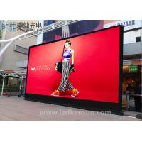 Wholesale 27777 Dots P6 Led Advertising Panel , Led Outdoor Display Board 10%~90% Humidity from china suppliers