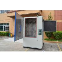 Customized 2600L LED Testing Equipment Dust Test Chamber GB 10485 Standards
