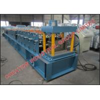 Wholesale Hot Dipped Galvanised Steel Purlin Roll Forming Machine 15m/min from china suppliers