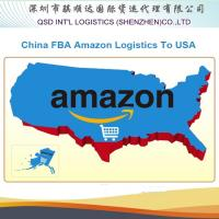 Wholesale Amazon FBA shipments services china to MILWAUKEE USA professional Amazon cargo agent service in China from china suppliers