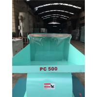 Quality Waste Plastic Recycling Waste Plastic Crusher For PVC Foaming Shredder for sale