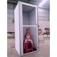Buy cheap Voting booth exhibition booth display , temporary room for voting from wholesalers