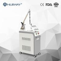 Wholesale Q-t Switched N-D Yag Laser for tattoo removal, skin rejuvenation and skin whitening, pigmentation removal from china suppliers