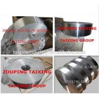 Wholesale 8011 Both Side Clear Lacquer Aluminium Strip For Flip Off Seals from china suppliers