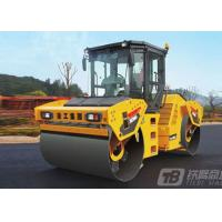Quality XD132 Hydraulic Double Drum Vibratory Road Roller for sale